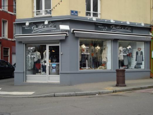 Boutique prêt à porter femme Rouen